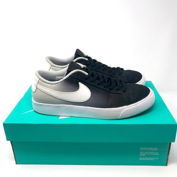 Nike - SB Zoom Blazer Low 'Black / White'